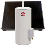 Sunpro Electric Boosted Solar 400L - Continuous Tariff